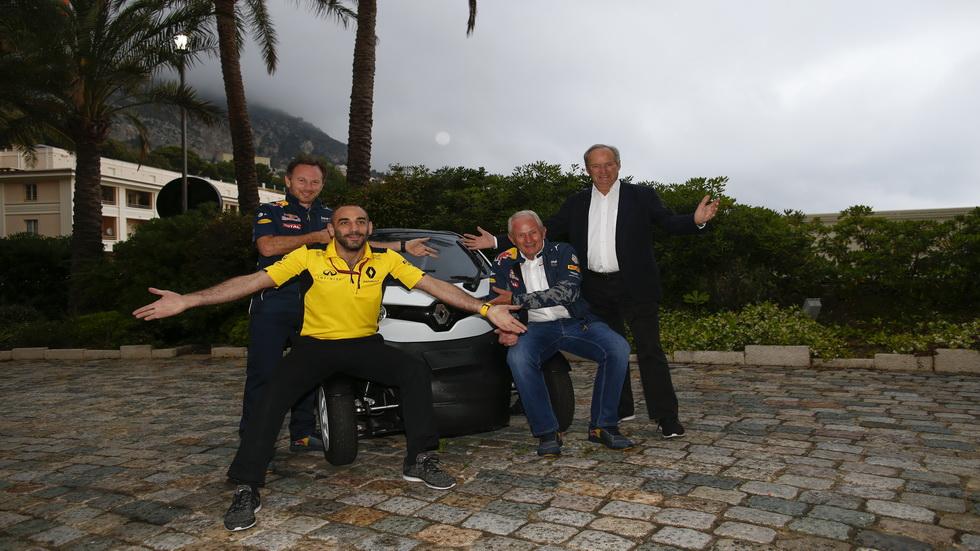 GP de Mónaco de F1: Red Bull continuará con Renault