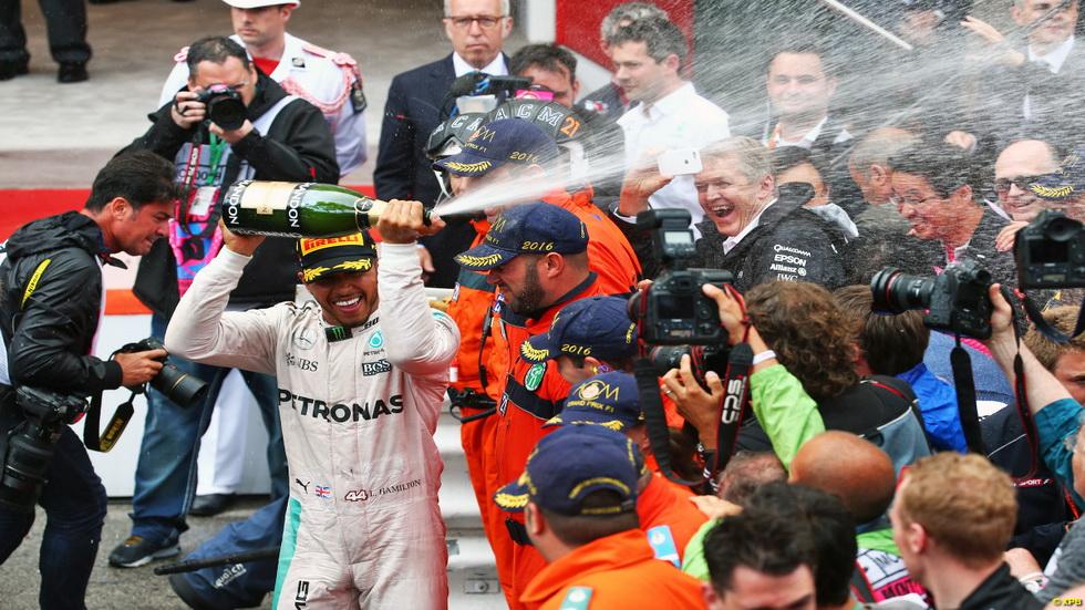 GP de Mónaco de F1: Carrera