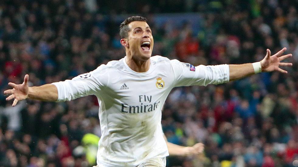 Ronaldo, el jugador de la Champions League que más emociona, según Nissan
