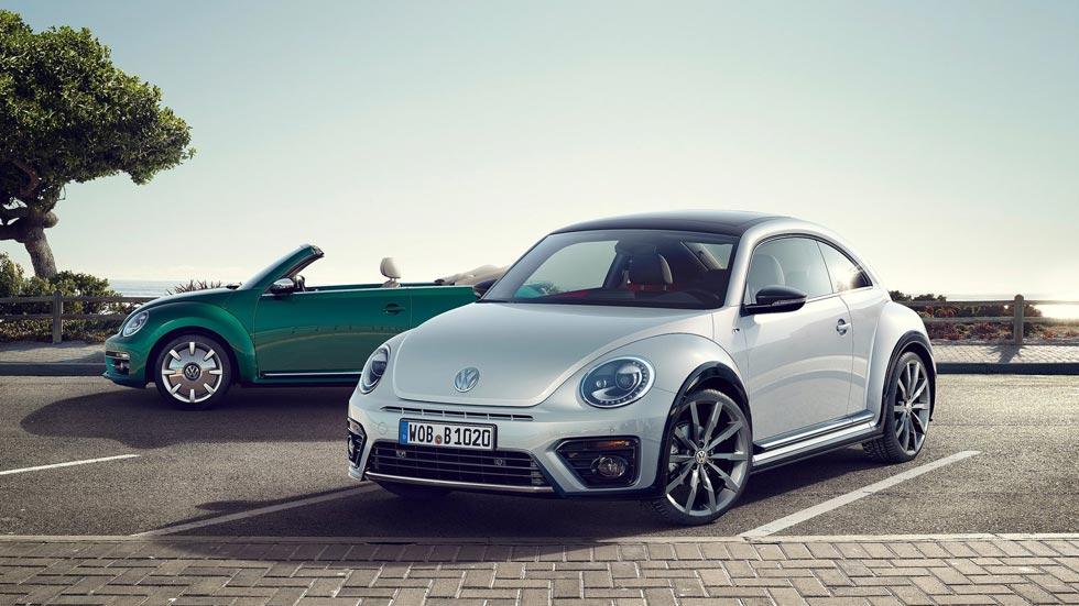 Volkswagen Beetle 2017: aires nuevos para el Escarabajo