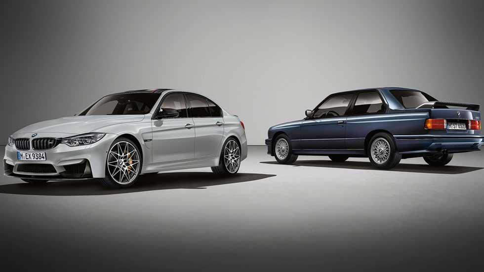 BMW M3 30 Aniversario: sólo para 500 afortunados