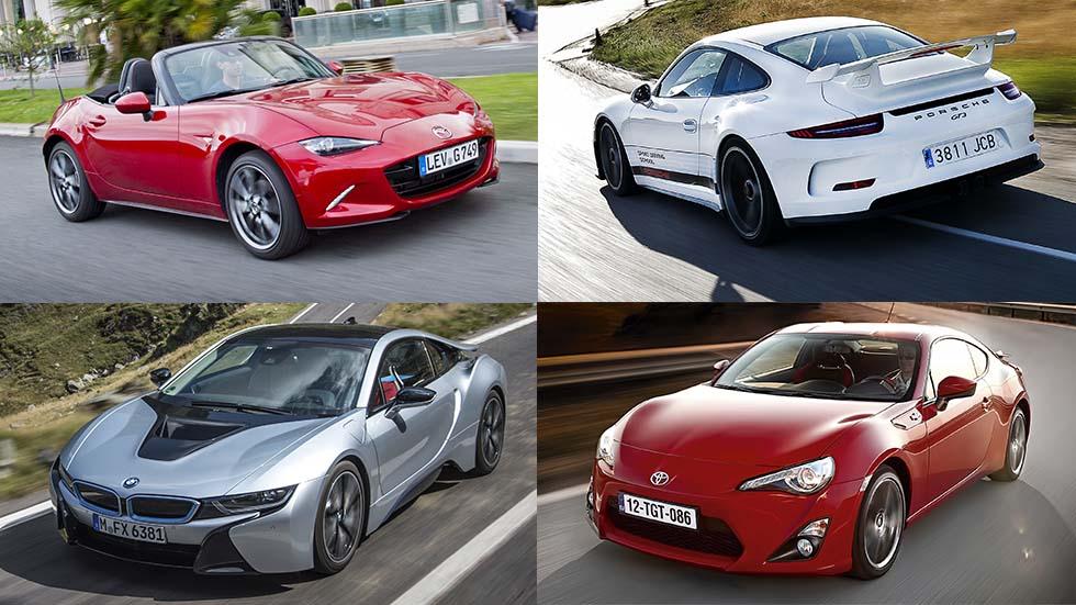 Clásicos del mañana: los coches de hoy que harán historia