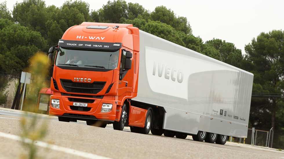 Europa multará a los fabricantes de camiones por prácticas anticompetencia