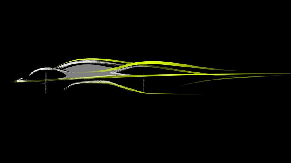 AM-RB 001, un súper coche con genes de Fórmula 1