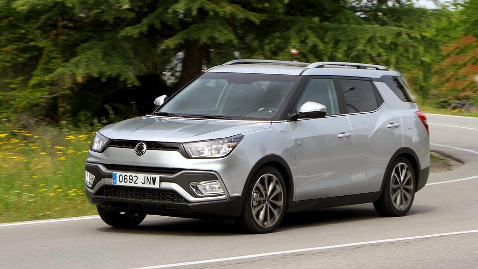 SsangYong XLV: a prueba un coche familiar práctico y barato