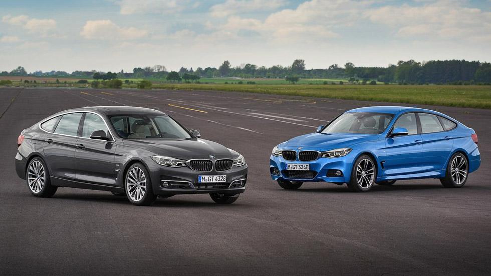 BMW Serie 3 Gran Turismo 2016: interesante renovación