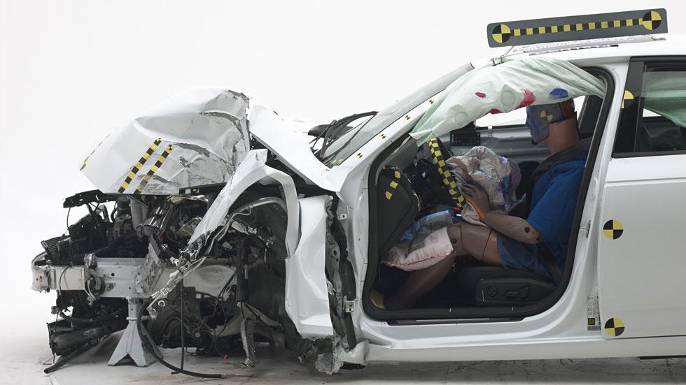 Nuevo Audi A4: máxima puntuación en seguridad en Estados Unidos