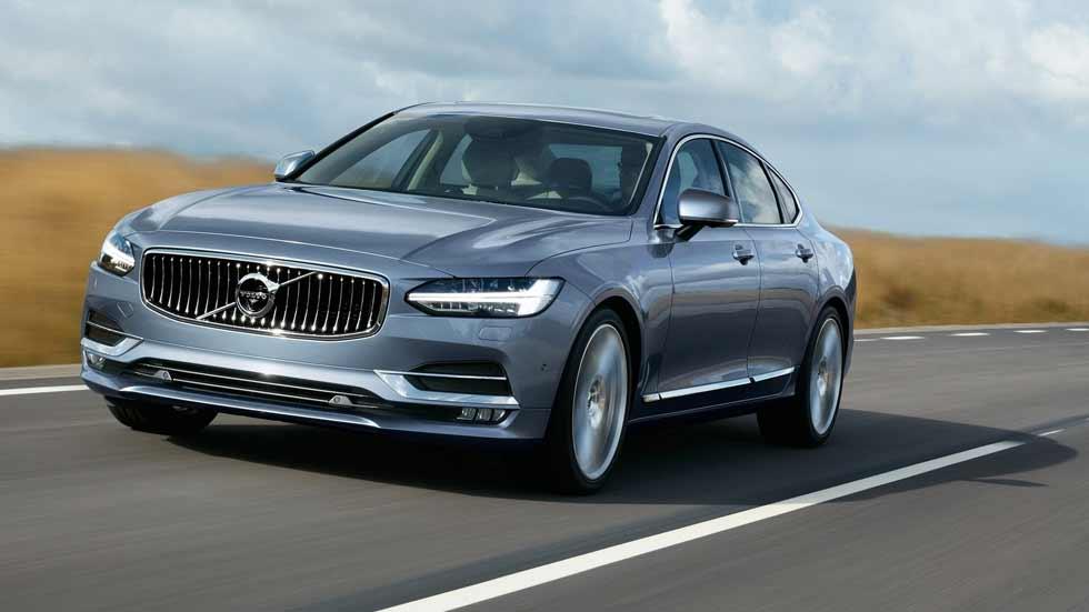Volvo S90: a prueba la nueva berlina sueca de gran lujo
