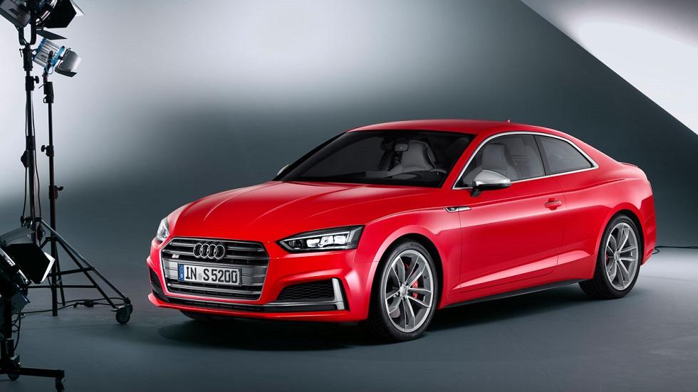 Nuevo Audi A5 2016: mucho más elegante y deportivo