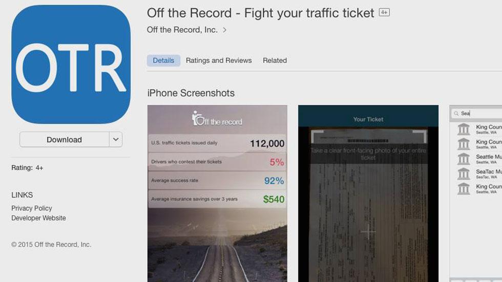 Adiós a las multas: ya existe una app que las recurre