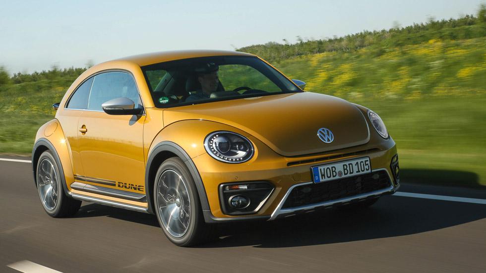 VW Beetle Dune: probamos el 'escarabajo' más atrevido
