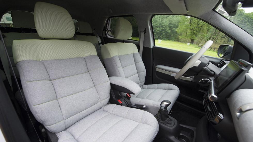 Citroën regresa al pasado para desarrollar el confort del futuro