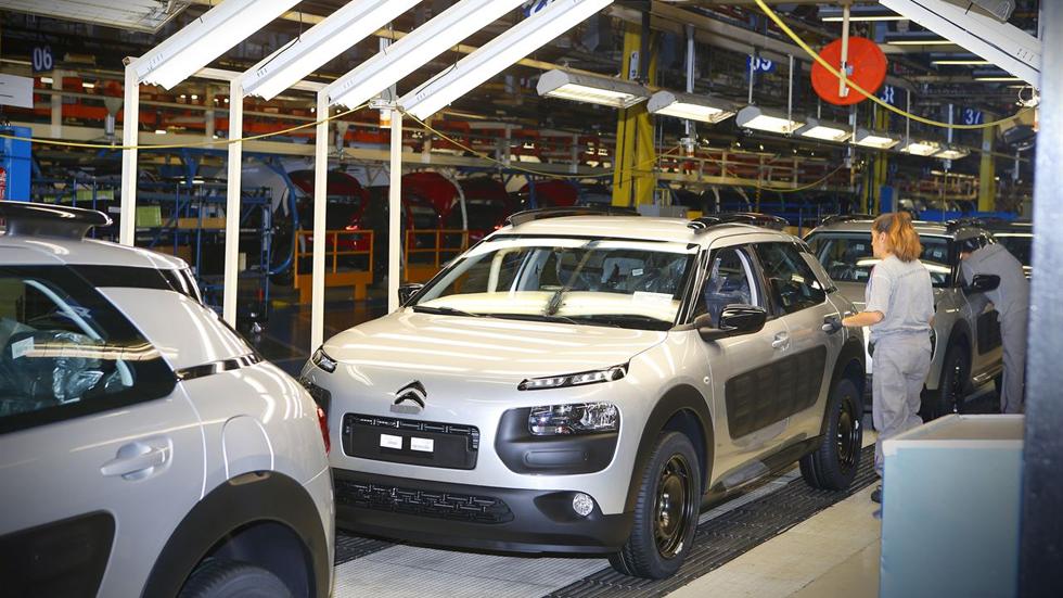 La nueva generación del Citroën C4 se fabricará en Madrid