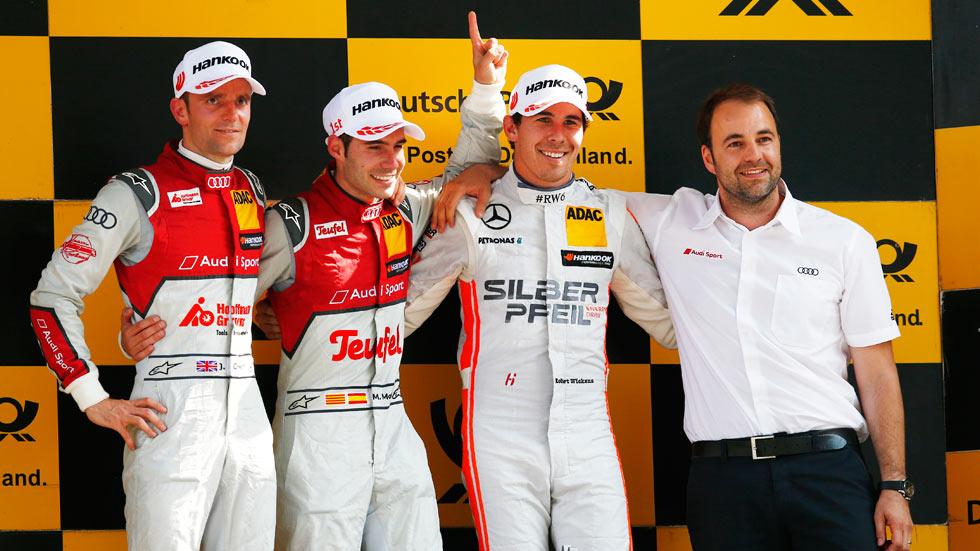 Automovilismo: Molina gana su segunda carrera en el DTM, y más…