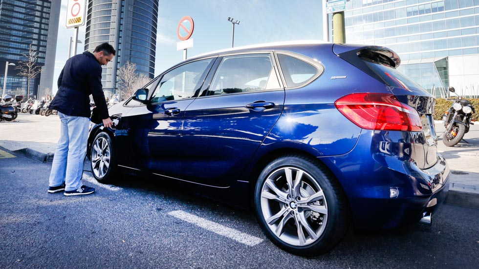 BMW 225xe Active Tourer: espacio y ecología, a prueba