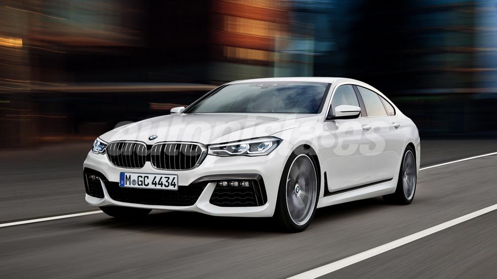 BMW Serie 4 Gran Coupé: la berlina deportiva del futuro