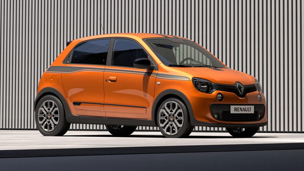 Los pequeños deportivos que vienen: Renault Twingo GT y VW Up! GTI