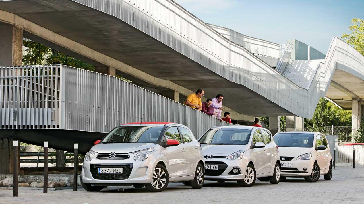 Revista Autopista 2.963: guía de compra con todos los coches urbanos y utilitarios