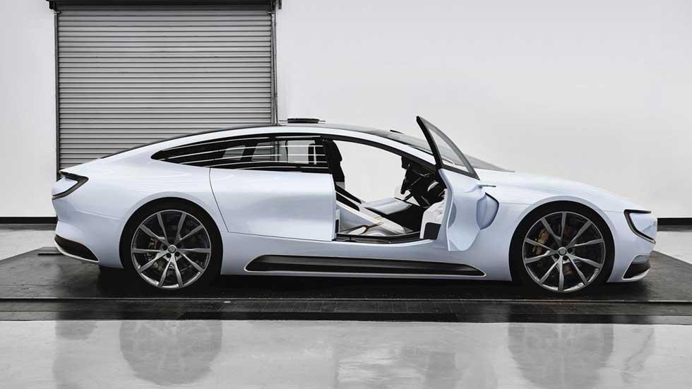 Los nuevos deportivos eléctricos chinos: tiembla, Tesla