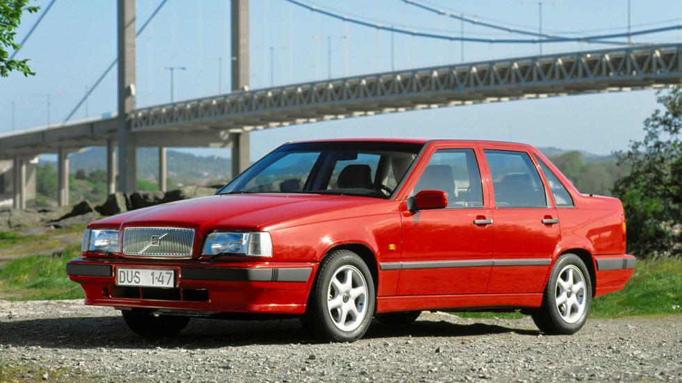 Volvo 850: 25 años de un coche revolucionario