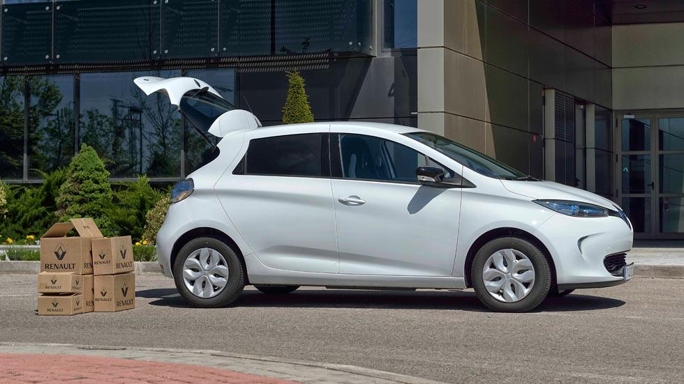 Renault Zoe Societé, el coche eléctrico para las empresas