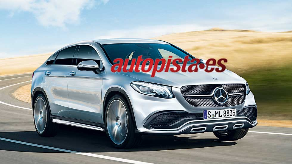Salón de París 2016: Mercedes presentará un SUV eléctrico