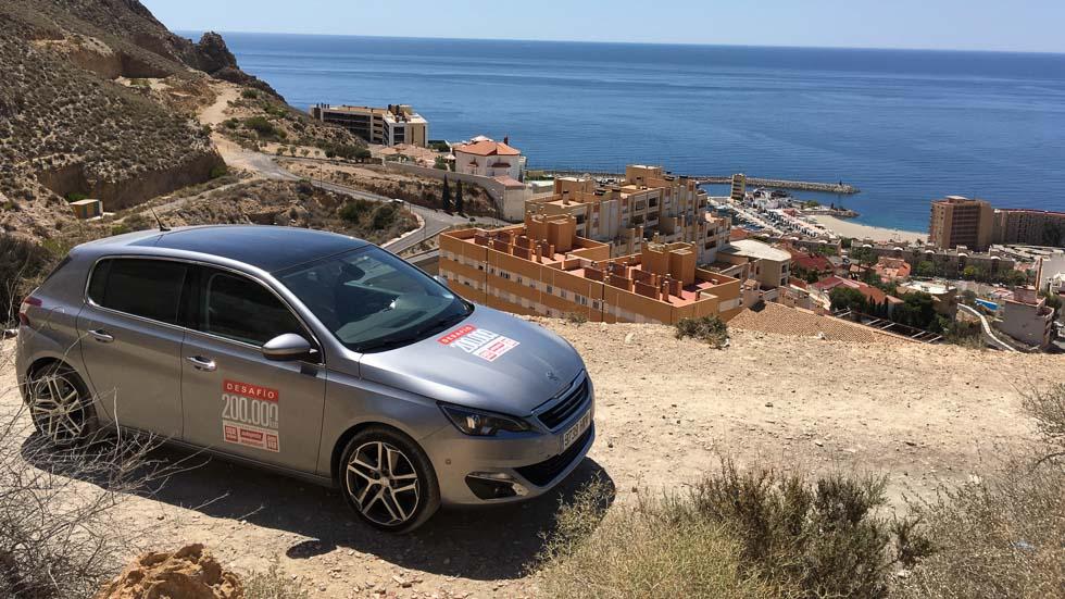Prueba de larga duración al Peugeot 308: ¡casi 150.000 km!