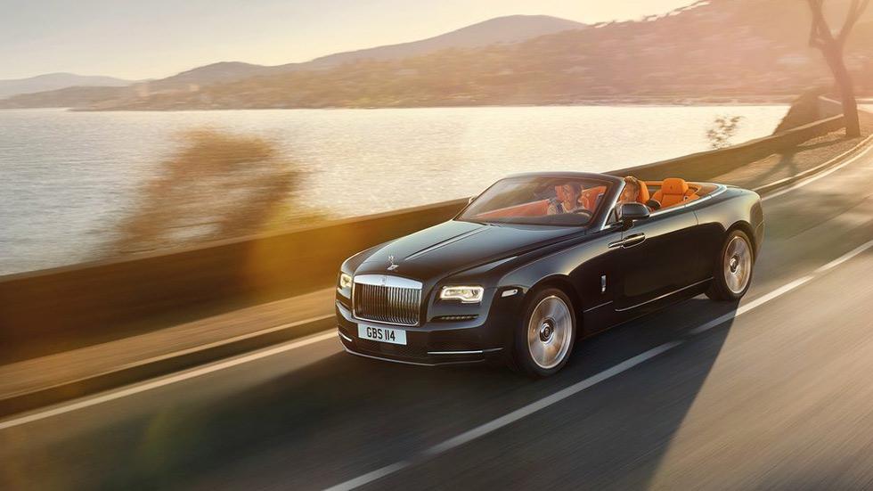 Los 10 coches más lujosos para disfrutar este verano