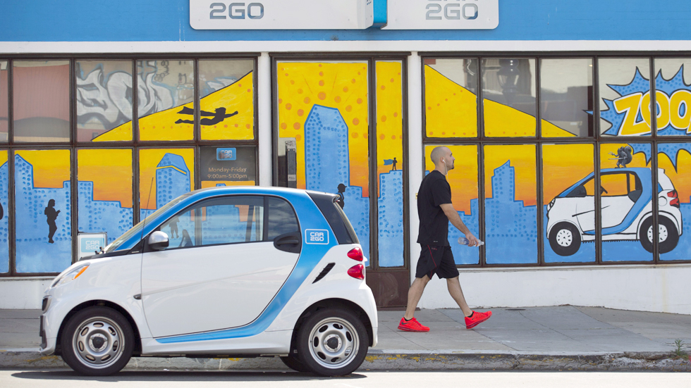 El coche autónomo, el socio perfecto de la movilidad colaborativa
