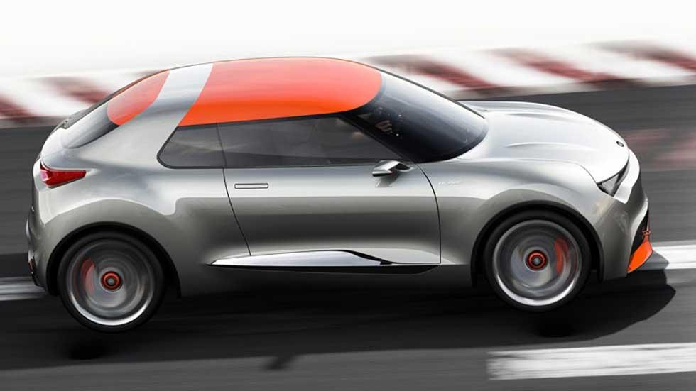 """Kia confirma un SUV pequeño para 2017: el """"mini"""" Sportage"""