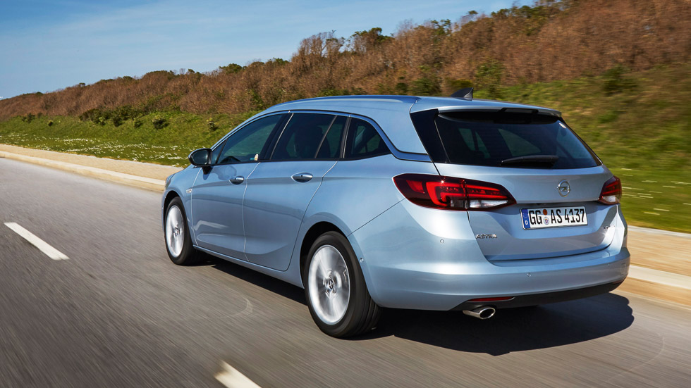 Opel Astra Sports Tourer 1.6 CDTi 136 CV: su consumo real