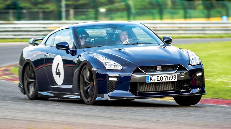 Nissan GT-R 2017: probamos uno de los mejores deportivos