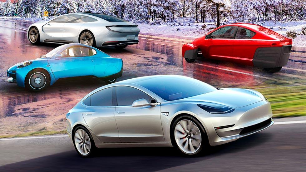 """Las """"startups"""" de coches: las nuevas marcas revolucionarias"""