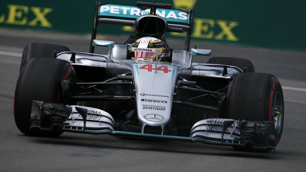 GP de Canadá de F1: Primera sesión libre