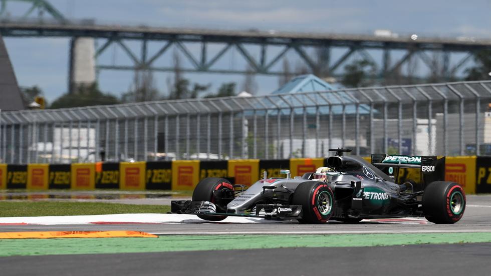 GP de Canadá de F1: Segunda sesión libre
