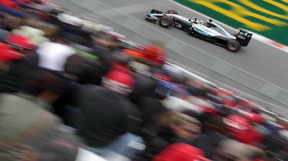 Gran Premio de Canadá de F1: Calificación