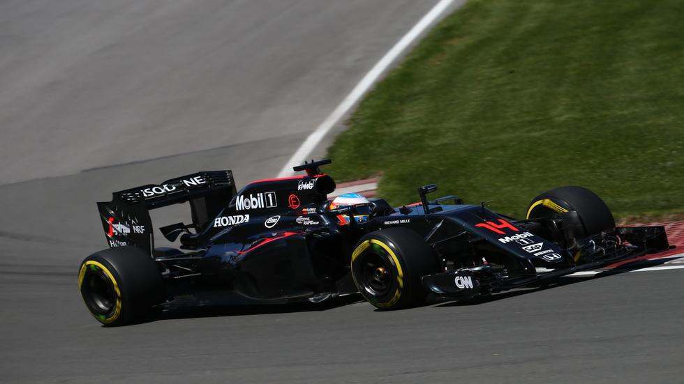 GP de Canadá de F1: Fernando Alonso entró en la Q3