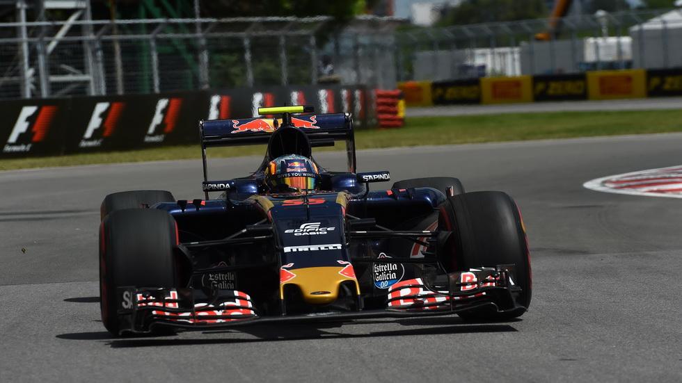 Gran Premio de Canadá: Carlos Sainz retrocede cinco posiciones