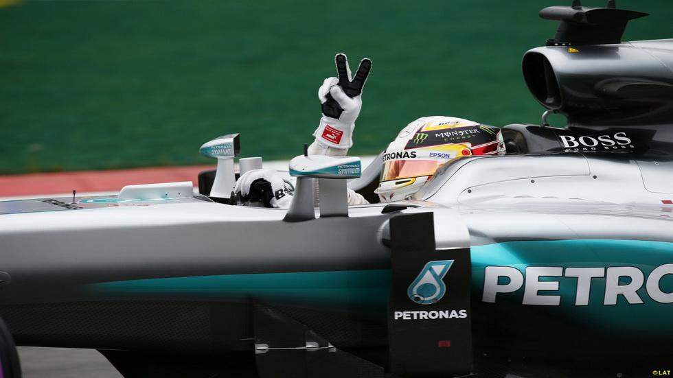 GP de Canadá de F1: Carrera