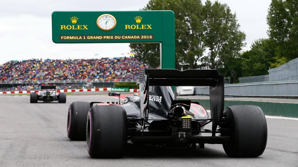 GP de Canadá de F1: Alonso termina cerca de los puntos