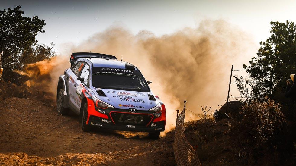 Mundial de Rallyes 2016: Neuville resurge en Italia