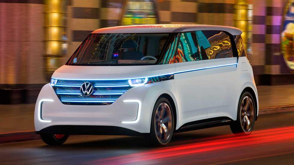 Salón de París 2016: VW estrenará un coche cien por cien eléctrico