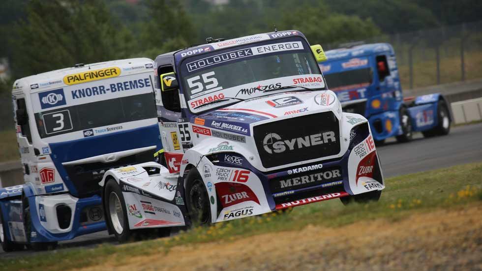 Campeonato de Europa de Camiones 2016 tras el GP de Francia