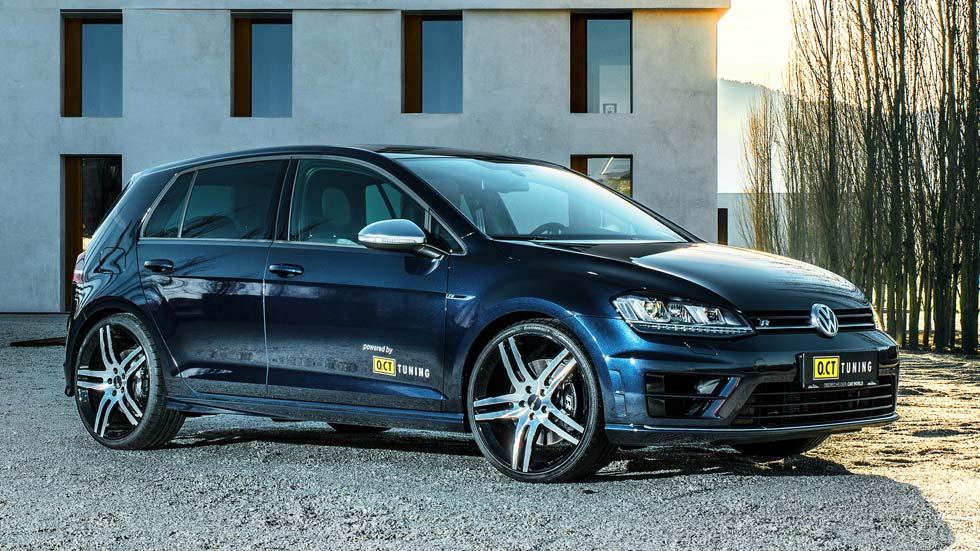 """Un VW Golf R con ¡450 CV!: la """"bestia"""" de O.CT Tuning"""