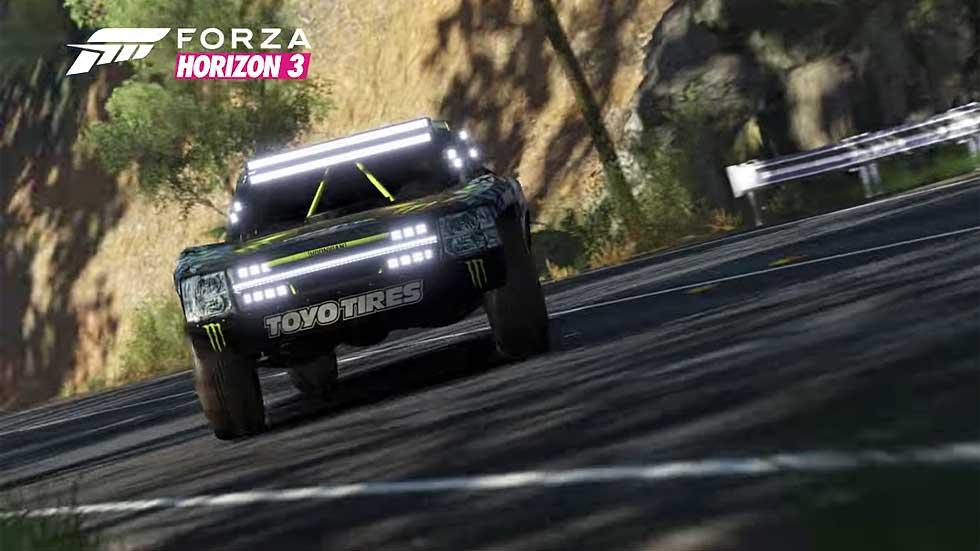 Forza Horizon 3, el videojuego de coches tendrá lugar en Australia (vídeo)