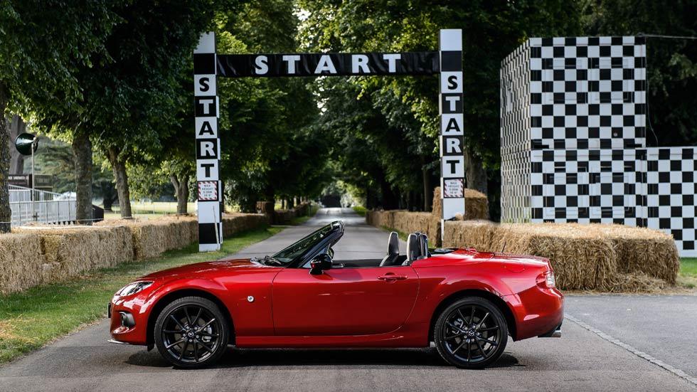 Los 10 mejores coches del Festival de Goodwood 2016