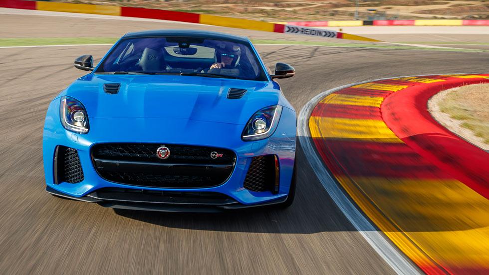 Jaguar F-Type SVR, probamos el Jaguar más rápido
