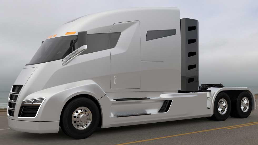 Nikola Motor: el Tesla de los camiones