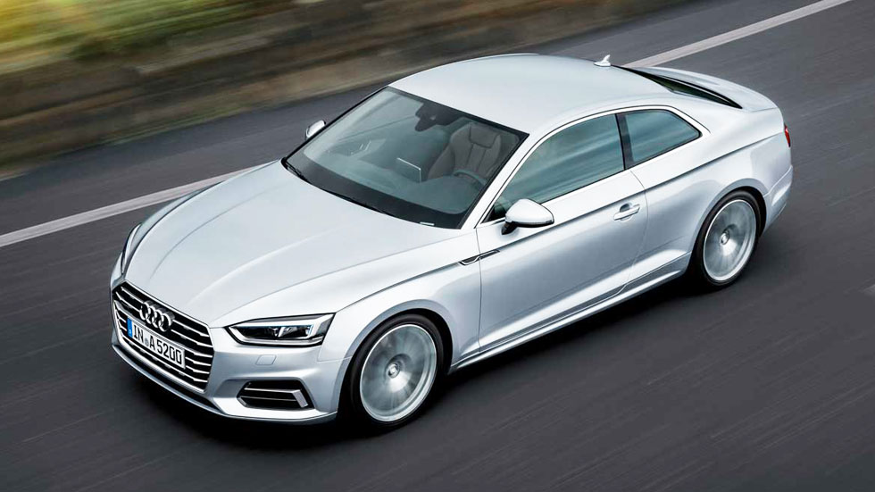 Audi A5: probamos el Audi más elegante, deportivo y refinado