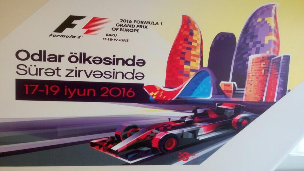 Gran Premio de Europa de F1 en Bakú: horarios y claves